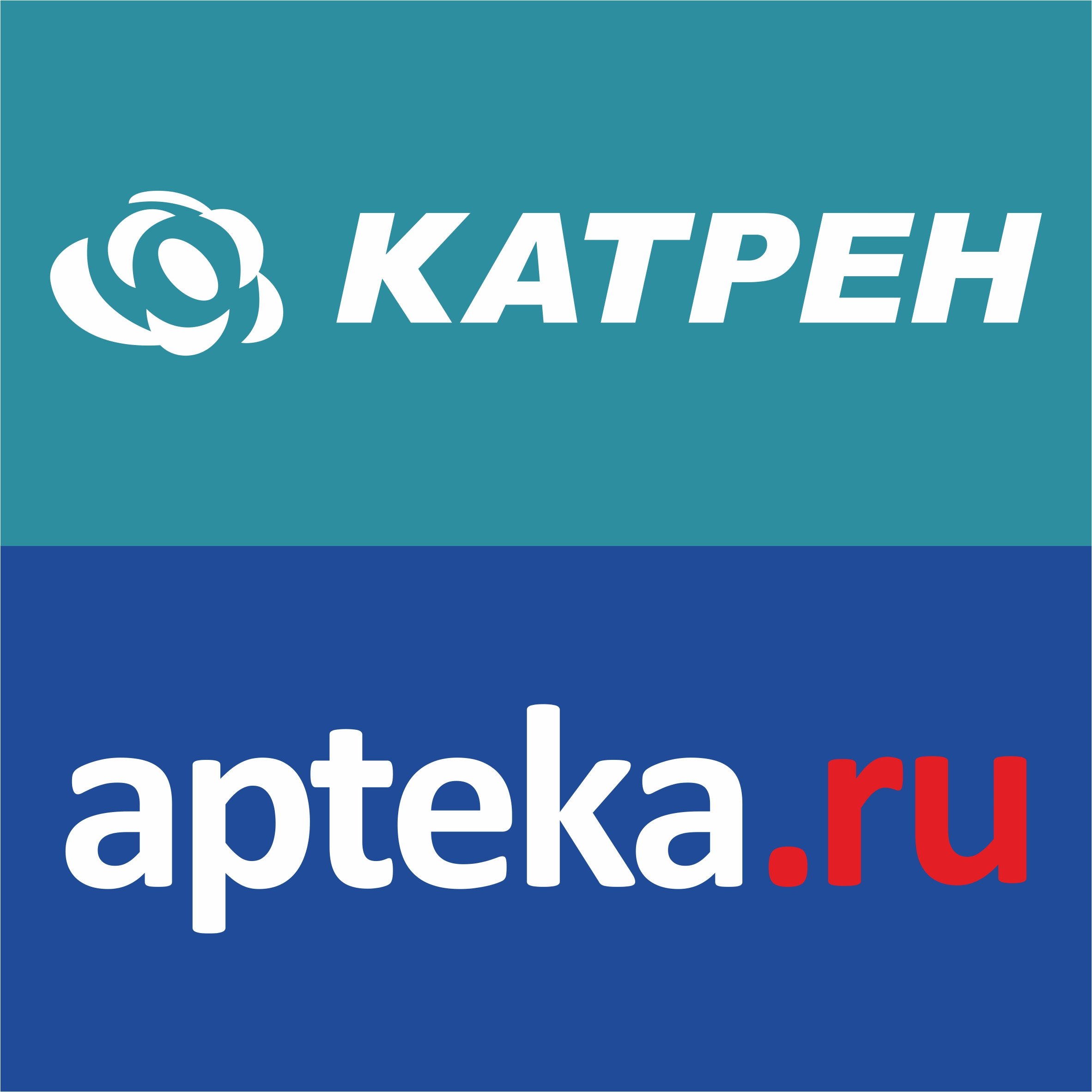 Логотип компании «НПК «Катрен»»