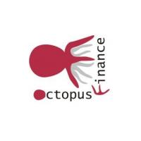 Логотип компании «Octopus Finance»