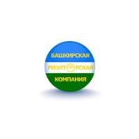 Логотип компании «BashRielCom»