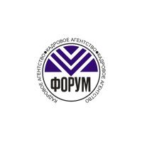 Логотип компании «Кадровое агентство ФОРУМ»