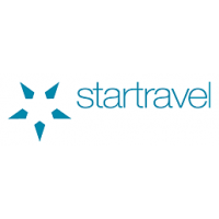 Логотип компании «STAR Travel»