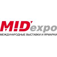 Логотип компании «МИДЭКСПО»