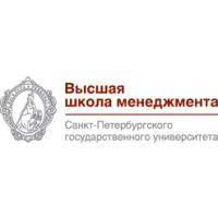 Логотип компании «Высшая школа менеджмента Санкт-Петербургского государственного университета»