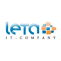 Логотип компании «LETA IT-company»