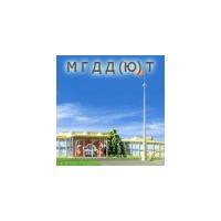 Логотип компании «Московский городской Дворец детского (юношеского) творчества (МГДД(Ю)Т)»