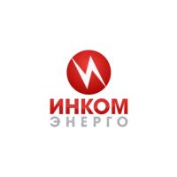 Логотип компании «Инком Энерго»
