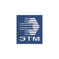 Логотип компании «ЭТМ»