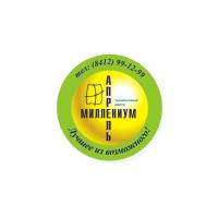 Логотип компании «Апрель Миллениум»
