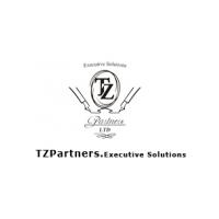 Логотип компании «TZ Partners»