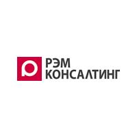 Логотип компании «РЭМ КОНСАЛТИНГ»