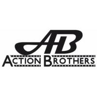 Логотип компании «Action Brothers»