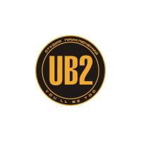 Логотип компании «Студия приключений UB2»
