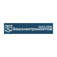 Логотип компании «Башэлектромонтаж (УПТК БЭМ)»
