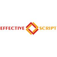 Логотип компании «Effective Script»