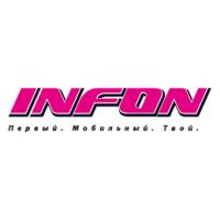 Логотип компании «INFON»
