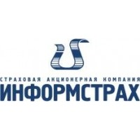 Логотип компании «Информстрах»