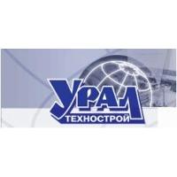 Логотип компании «Корпорация Уралтехнострой»
