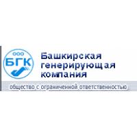 Логотип компании «Башкирская генерирующая компания»