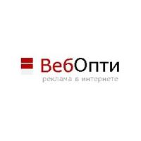 Логотип компании «ВебОпти»