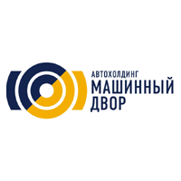 Логотип компании «Машинный Двор»
