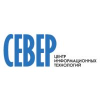 Логотип компании «Центр информационных технологий СЕВЕР»