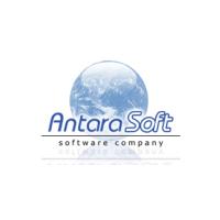 Логотип компании «AntaraSoft»