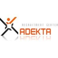 Логотип компании «КЦ Адекта»