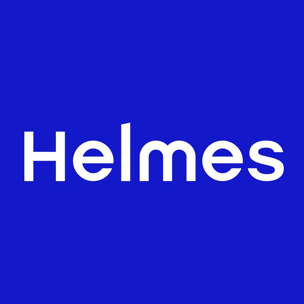 Логотип компании «Helmes»