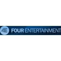 Логотип компании «Four entertainment»