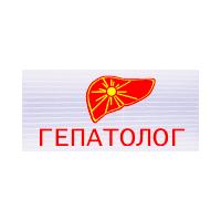 Логотип компании «Гепатолог»