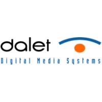 Логотип компании «Dalet»