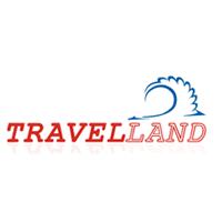 Логотип компании «TRAVELLAND»