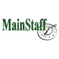 Логотип компании «MainStaff»