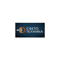 Логотип компании «Вече-светотехника»