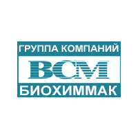 Логотип компании «БиоХимМак»