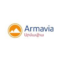 Логотип компании «Armavia»
