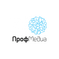 Логотип компании «ПрофМедиа»