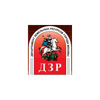 Логотип компании «Департамент земельных ресурсов города Москвы»