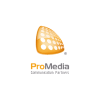 Логотип компании «ProMedia»