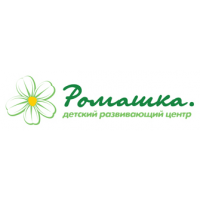 Логотип компании «Детский развивающий центр Ромашка»