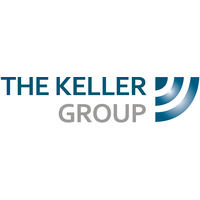 Логотип компании «KELLER GROUP»