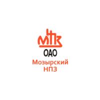 Логотип компании «Мозырский НПЗ»