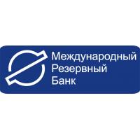Логотип компании «Международный резервный банк»