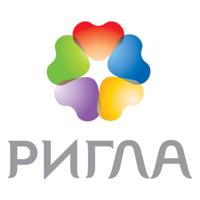 Логотип компании «РИГЛА»