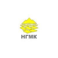 Логотип компании «Навоийский горно-металлургический комбинат (НГМК)»