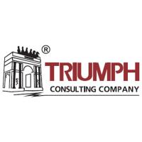 Логотип компании «Консалтинговая компания ТРИУМФ»