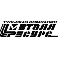 Логотип компании «МеталлРесурс»