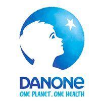 Логотип компании «Danone»