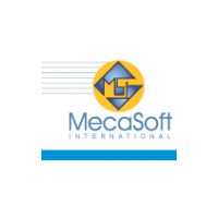 Логотип компании «Mecasoft»