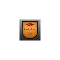 Логотип компании «RusMedTravel»